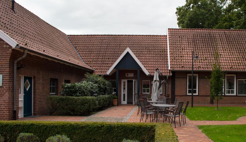 Das DRK-Mehrgenerationen-Haus